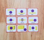 flashcards to teach spanish prepositions