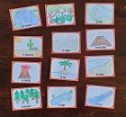 nature in spanish flashcards practice spanish for kids