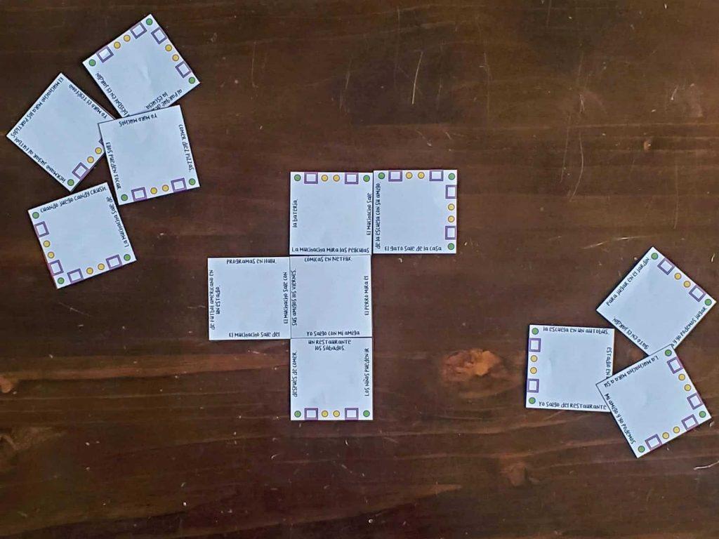 puzzle in spanish