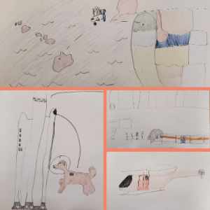 pictures of transportation in spanish