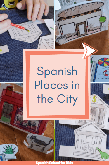 pictures of activities for spanish places in the city