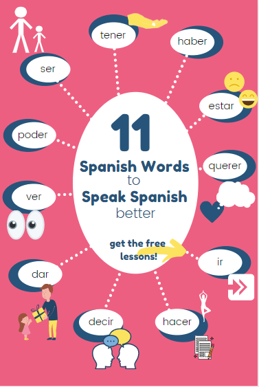 11 Basic Spanish words that everyone needs to know